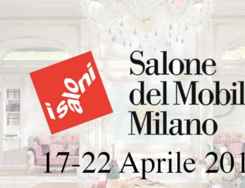 Scavazzin parteciperà al Salone del Mobile. Milano 2018